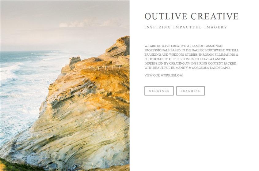 Outlive Creative wedding vendor photo