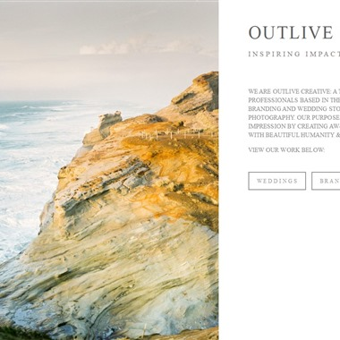 Outlive Creative wedding vendor preview