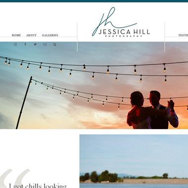 Jessica Hill Photography wedding vendor preview