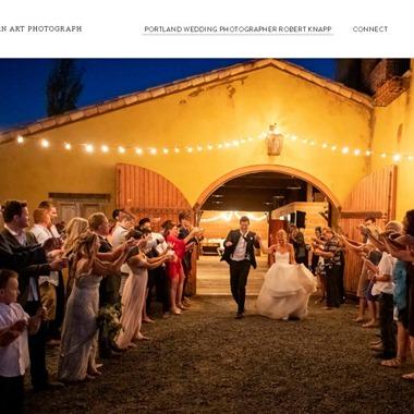Modern Art Photograph wedding vendor preview