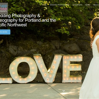 Grupp and Rose Photography wedding vendor preview
