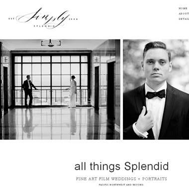 Simply Splendid wedding vendor preview