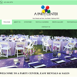 A Party Center photo