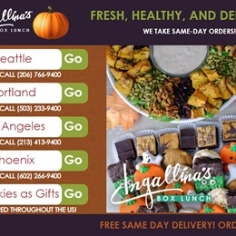 Photo of Ingallinas Box Lunch, a wedding caterer in Seattle