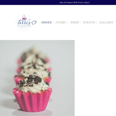Terri's Cakes Detroit wedding vendor preview