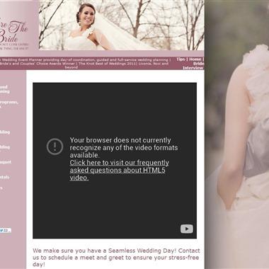 You're The Bride wedding vendor preview