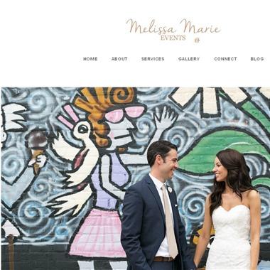 Melissa Marie Events wedding vendor preview