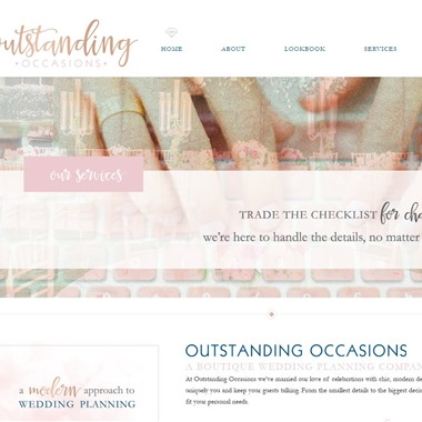 Outstanding Occasions wedding vendor preview