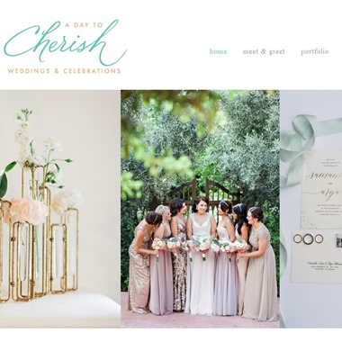 A Day To Cherish Weddings and Celebrations wedding vendor preview