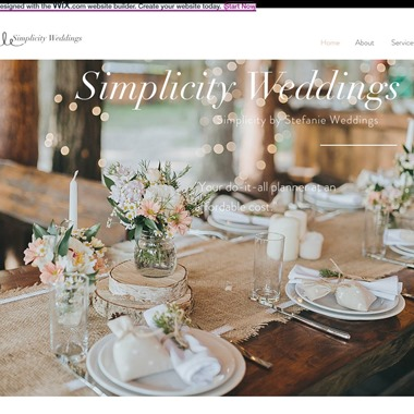 Simplicity by Stefanie Wedding Planning wedding vendor preview