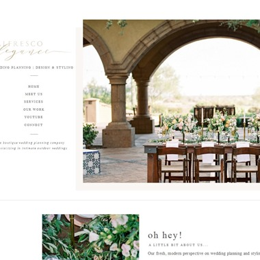 Alfresco Elegance wedding vendor preview
