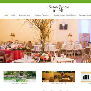 Secret Garden Events wedding vendor preview