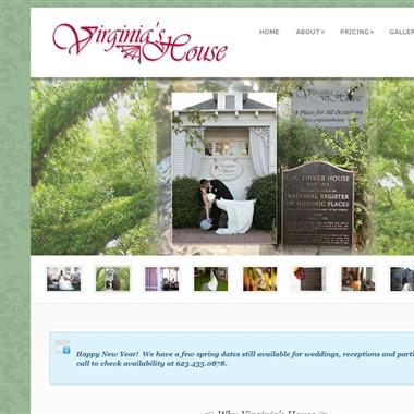 Virginia's House wedding vendor preview