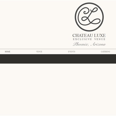 Chateau Luxe Event  wedding vendor preview
