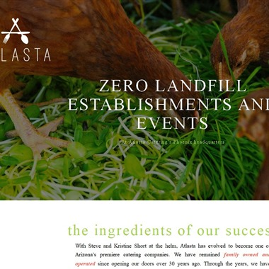 Atlasta Catering wedding vendor preview