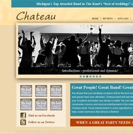 Chateau band photo