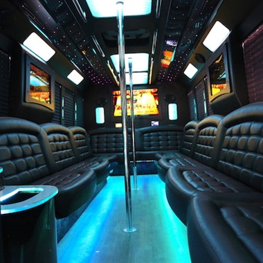 Party Bus Group wedding vendor preview