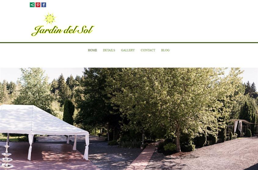 Jardin del Sol wedding vendor photo