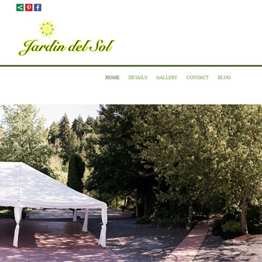Jardin del Sol wedding vendor preview