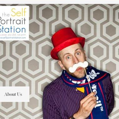 Self Portrait Station wedding vendor preview