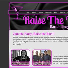 Raise The Bar Bartending photo