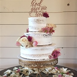 Photo of Gwen's Cake Decorating & Etc. Test, a wedding Cake Bakeries in Saline