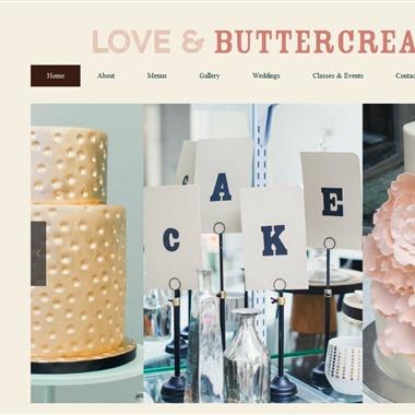 Love & Buttercream wedding vendor preview