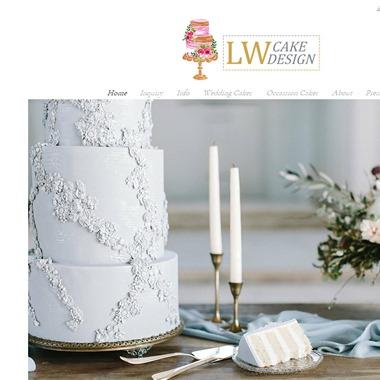 LW Cake Design wedding vendor preview