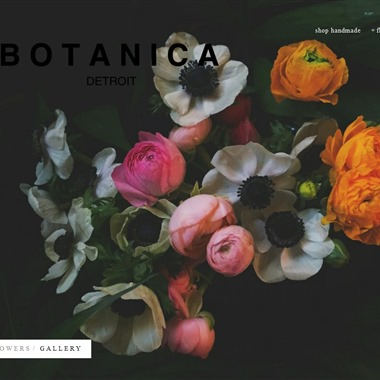 Botanica Detroit wedding vendor preview