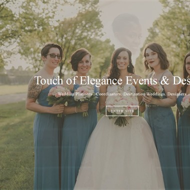 Touch of Elegance Events & Designs wedding vendor preview