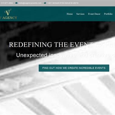 V Agency wedding vendor preview