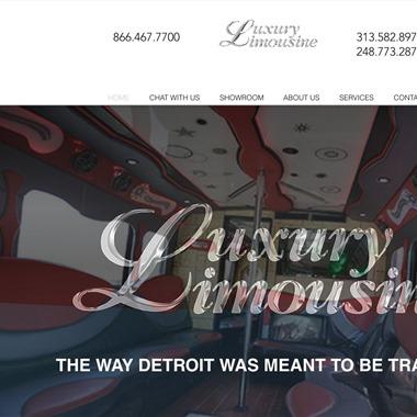 Luxury Limousine wedding vendor preview