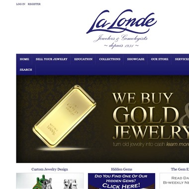 LaLonde Jewelers  wedding vendor preview
