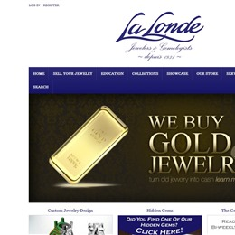 Photo of LaLonde Jewelers , a wedding rings and jewelry in Detroit