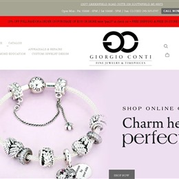 Photo of Giorgio Conti Jewelry, a wedding rings and jewelry in Detroit