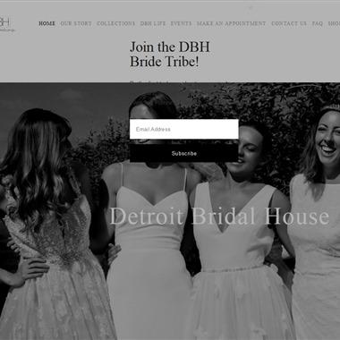 Detroit Bridal House wedding vendor preview