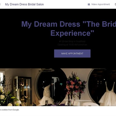 The Bridal Experience wedding vendor preview