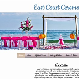 Photo of East Coast Ceremonies Test, a wedding Officiants in St Augustine