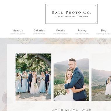 Ball Photo Co wedding vendor preview