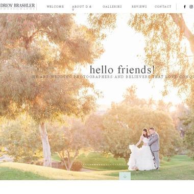 Drew Brashler Photography wedding vendor preview