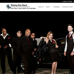 Photo of Shining Star Band, a wedding musician in Phoenix