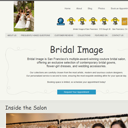 Bridal Image of San Francisco photo