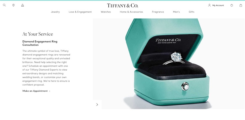 Tiffany Co Orlando Wedding Rings And Jewelry