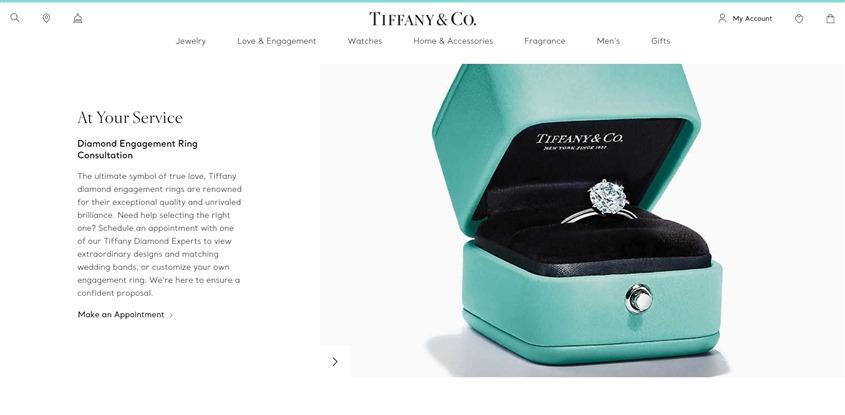 Tiffany Co Orlando Wedding Rings And Jewelry