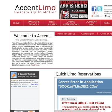 Accent Transportation Services wedding vendor preview