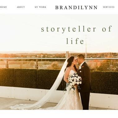 Brandilynn Aines Photography wedding vendor preview