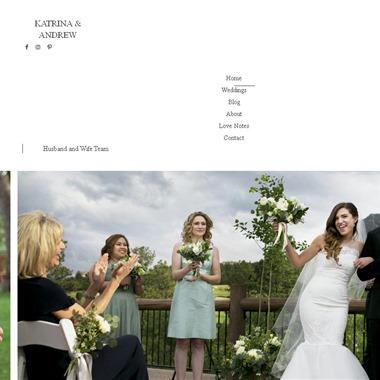 Katrina Wallace Photographers wedding vendor preview