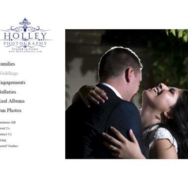 Holley Photography wedding vendor preview