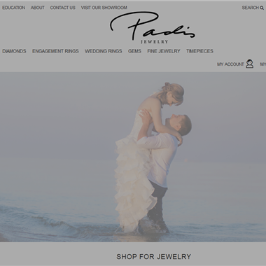 Padis Jewelry wedding vendor preview