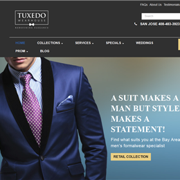 Tuxedo Wearhouse photo